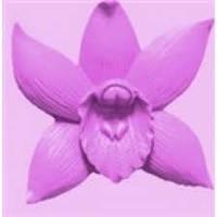 """Силиконовый молд """"Орхидея """"(код 03812)"""