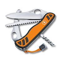 Victorinox Викторинокс нож Hunter XT 6 предметов 111 мм оранжево черный нейлон