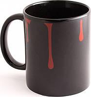 Чашка хамелеон Привидение, фото 1