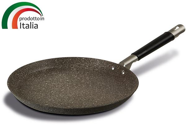 Сковорода TVS Grand Gurmet сковорода 31 см блинная б/ крышки (BJ062313320002)