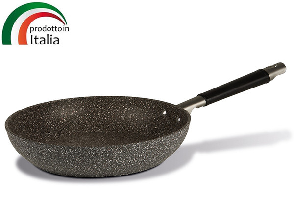 Сковорода TVS Grand Gurmet сковорода-ВОК 28 см б/крышки (BJ793283220002)