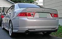 Cпойлер сабля тюнинг Honda Accord 7