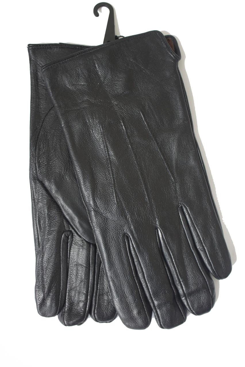 Перчатки из кожи подросток мужские Felix СРЕДНИЕ 15M-038s2