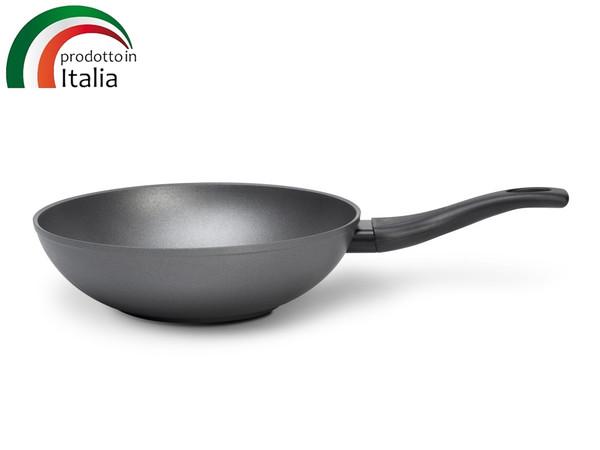 Сковорода TVS SOLIDA INDUCTION сковорода Вок 28 см б/крышки (AY793283210001)