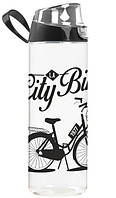 Бутылка д/воды пл. HEREVIN City Bike 0.75л д/спорта (161506-009), фото 1