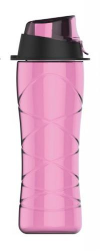 Бутылка д/воды пл. HEREVIN COMO Pink 0.65 л д/спорта (161502-008)