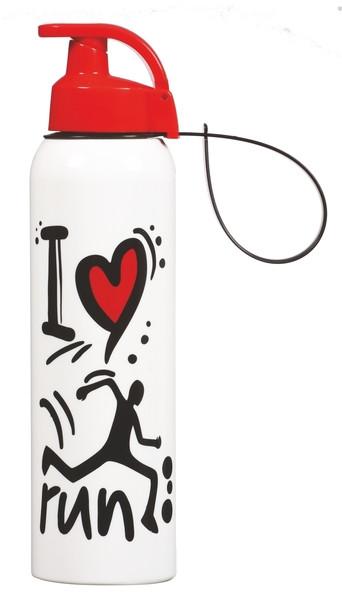 Бутылка д/воды пл. HEREVIN RUN 0.75 л д/спорта (161405-010)