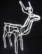 Светодиодный новогодний олень LED