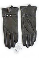 Женские кожаные перчатки КРОЛИК СЕНСОРНЫЕ Средние W22-160044s2, фото 1