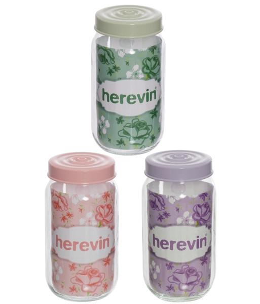 Банка HEREVIN Helezon Mix 1 л (140377-500)