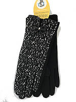 Женские стрейчевые перчатки  - СЕНСОРНЫЕ Средние WAB-16202s2, фото 1