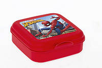 Контейнер детск. HEREVIN DISNEY Spiderman2 Сендвичбокс (161456-191), фото 1