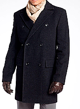 Полу пальто мужское Dressmann (54)