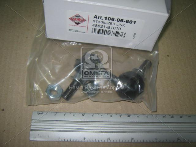 Стабилизатор, ходовая часть (производитель ASHIKA) 106-06-601