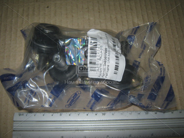 Стойка стабилизатора HYUNDAI LAVITA(-OCT 2006) (производитель PARTS-MALL) PXCLA-015