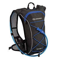 Highlander Рюкзак спортивний Kestrel 6 Hydration Pack 10 black/blue , 924212