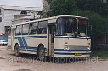 Лобовое стекло на автобус LAZ 695