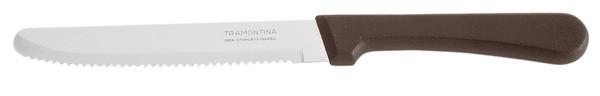 Наборы ножей TRAMONTINA PLENUS black нож д/фруктов 127мм -12шт коробка (22923/005)