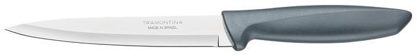 Наборы ножей TRAMONTINA PLENUS grey нож раздел. 152мм -12шт коробка (23424/066)