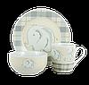 Набор посуды детск. Limited Edition ELEPHANTS 2/НАБОР/ 3 пр. короб (HYT17176)