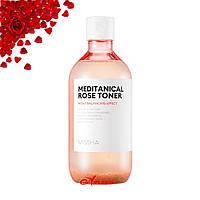 MISSHA Тонер с экстрактом розы Missha Meditanical Toner Rose