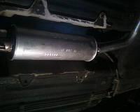 Резонатор Шевроле такума, фото 1