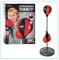 Боксерский набор для детей Profi Boxing (MS 0331)