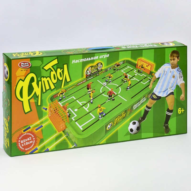 Футбол 0705 Play Smart (6) на штангах