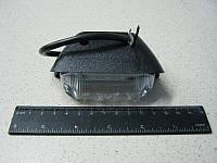 BH. Лампа габаритная LED овальная 12/24V белая