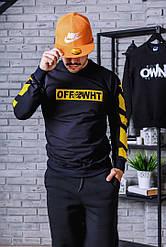 Кепка Snapback Nike оранжевый