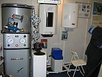 Парогенератор газовый CERTUSS JUNIOR 80-120