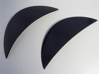 Ресницы на автомобильные фары ВАЗ 2101, 2102 AV. Тюнинговые накладки на фары VAZ