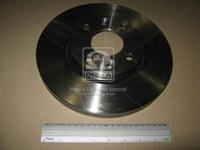 Диск тормозной DACIA LOGAN передний, вентилируемый(производитель Bosch) 0 986 479 103