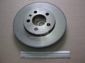 Диск тормозной SEAT IBIZA V, TOLEDO передний, вентилируемый(производитель Bosch) 0 986 478 853