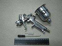 HP STEEL MINI PROF краскораспылитель 0,5мм, верхний металический бачок 125мл (Intertool)