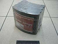 Накладки торм. (компл. на ось) 419х178 (Отв.6,35мм) 1-й рем. ROR TA,TC,TM, FRUEHAUF (пр-во Lumag)