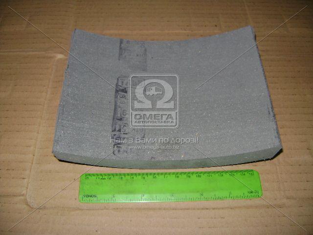 Накладка тормозная КАМАЗ (производитель Трибо) 5511-3501105-01