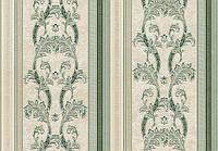 Обои Lanita на бумажной основе Мадина ВКV4-1145 золотисто-зеленый 0,53х10,05м