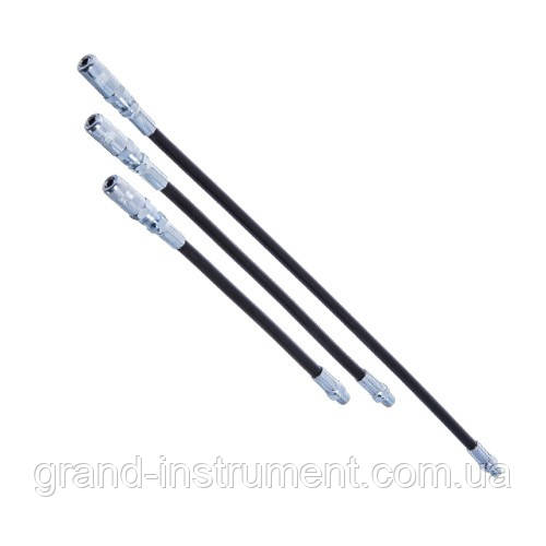 "Гибкий шланг с наконечником к шприц-масленке 18"" (L460mm) G.I. KRAFT K-401-18"