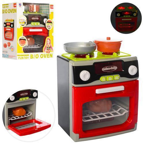 Детский игровой набор Кухонная плита 19.5 см