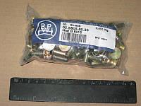 Заклепка 8х15 накладки колодки тормоза DIN7338 ST (80 шт.) (пр-во BPW)