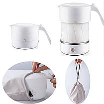 600Вт110-240В500мл Складная Силиконовый Электрический чайник Чай Кофеварка-1TopShop, фото 3