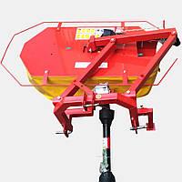 Косилка ротационная КРН-1,35 (дисковая, ширина захвата 135 см, вес 190кг) БЕЗ КАРДАНА, фото 1