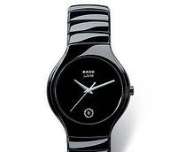 Часы Rado Jubile, кварцевые, металл, черные, фото 1