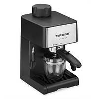 Кофеварка компрессионная рожковая Tiross TS-621, фото 1