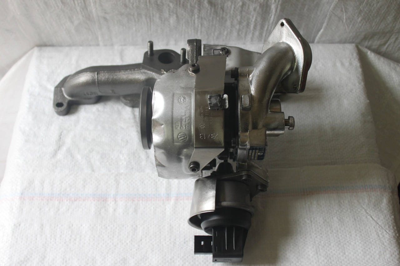 турбина на skoda fabia 1.6