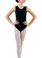 Детский купальник для танцев без рукавов