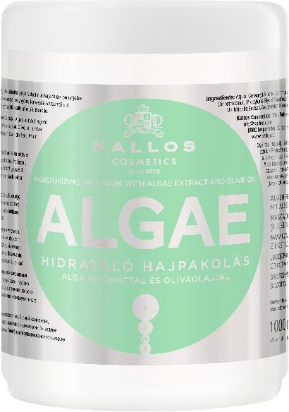 Маска для волосся Kallos Algae c екстрактом водоростей (1л.)