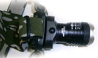 Фонарик налобный фонарь Bailong BL-6809 20000W, фото 1