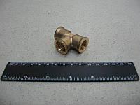 Тройник с быстроразъемным соединением (пр-во Wabco)